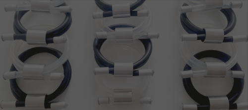 Drape Collection bangle bracelets