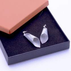 Graphic Smart Day to Night Cone Earrings