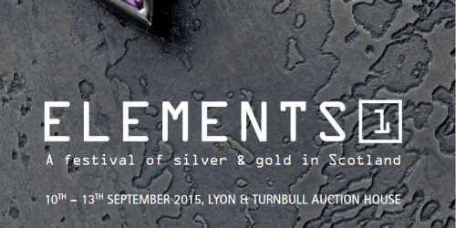 Elements 2015 festival banner