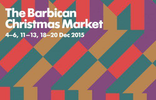 Barbican Xmas Mkt 2015