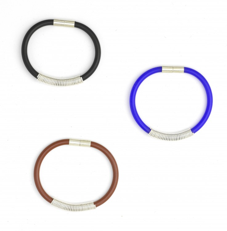 Classic Stackable Coil Bangle
