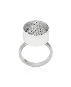Mesh Cone Ring