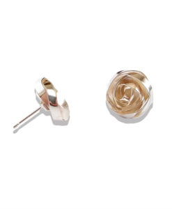 Romantic Rose Earrings Ear Studs